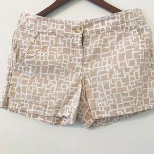 🤑🤑Ann Taylor Loft Shorts Size 0